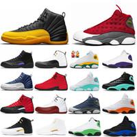 020 Bred 2019 11s chaussures de basket-ball pour hommes Gamma Blue Concord 23 45 13s Flint Aurora Green baskets de sport baskets taille 5.5-13