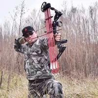 X7 Spor Yay arrow Ayarlanabilir 200 M Ateş Boşluğu Alaşım Alüminyum Ok Hunt Balık Açık