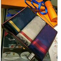 Designer Wolle Seidenschal für Frauen Heißer Verkauf Damen Winter Tücher Schal Pashmina Mode Lange Ring 140x140cm Geschenk Dropship A366
