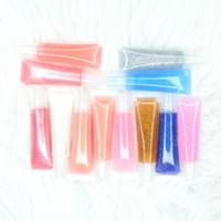 Wholosale drivworld idratante sereno glitter labbro lucido lucido ha profumi labbra lucido fornitore di fornitura con etichetta privata