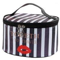 Aelicy متعددة الوظائف السفر حقيبة مستحضرات التجميل neceser المرأة المكياج مربع أدوات الزينة كيت غسل المرحاض حقيبة كبيرة للماء الحقيبة 1131