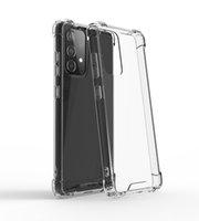 Şeffaf Şeffaf Akrilik Hard Case Samsung S21 S20 S10 S9 S8 Not 20 10 Artı Ultra S6 S6 S7 Kenar A11 A21S A31 A41 A51 A71 J2 J4 J5 J6