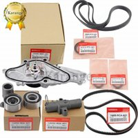 Timing Belt Kit with Water Pump & Tensioner Fit for HONDA Acura Accord Odyssey RL MDX TL V6 14520-RCA-A01 19200-RDV-J01