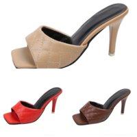 6TX8 Kış kadın Peluş Terlik Çevirme Ev Ayakkabı Sıcak Tilki Kürk Tasarımcı Terlik Kadınlar Için Slaytlar Kapalı Dener Yüksek Kalite Terlik