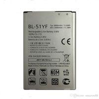 جديد BL-51YF 3000mAh بطارية LG G4 H818 H815 H819 H810 H815 H811 VS986 VS999 US991 LS991 F500 Bateria