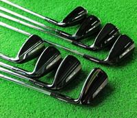 Golf Club Novo P790 Golf Ferro Grupo Estilo Masculino Estilo Preto Pequeno Grupo 4-P S Oito Peça
