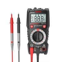 Мультиметры HABOTEST HT113 Автоматический диапазон True RMS DMM мультиметро переменного тока DC цифровой мультиметр Ом емкостная частота с батареей NCV
