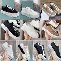 عجلة كاسيتا منصة شقة أحذية رياضية مصمم أحذية رياضية عالية أعلى النسيج عداء المدربين النساء الأبيض الأسود النسيج منخفض قطع قماش الأحذية 263