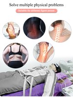 BEIR lymphatic drainage pressotherapy air pressure therapy body Infrared Operation System and 1 Year Warranty slimming suit BR615S