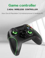 Oyun Denetleyicileri Joysticks 2.4G Kablosuz Denetleyici Joystick Xbox One Gamepad Joypad Microsoft Konsol Kontrol PC Telefon Kontrolü