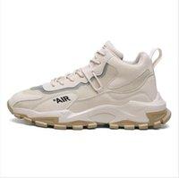 Scarpe da corsa da uomo 2021 Tripla Black Bianco Grigio Grigio Donne Donne che camminano jogging Scarpe sportive da donna Sneakers da donna Scarpe da ginnastica Scarpe da allenatore EUR 39-44