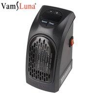 400 Вт Мини Электрический нагреватель Портативный Вентилятор Вентилятор Нагреватель Настенные Удобные Отопление Радиатор Термостат Домашняя Воздуховка Calefactor Electrico