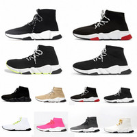 2021 di alta qualità christian dior Dior B22 B23 Men S Canvas Calfskin Trainer Boots Scarpe Moda Francese Black Red Sneakers womens con scatola 8C03 #