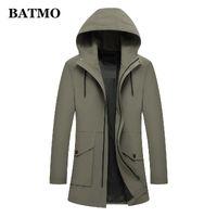BATMO 2020 New brand spring summer casual outwear men jacket mens jackets and coats army windbreaker mens overcoat 9682
