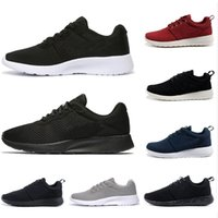 플랫폼 신발 Tanjun 3.0 망 여성 스포츠 신발 트리플 화이트 블랙 런던 올림픽 실행 망 스포츠 신발 트레이너 운동화 탑 36-45