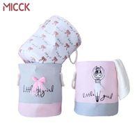 Micck Wäschekorb Modern Home Mode Tuch Picknick Frische Schöne Mädchen Kleidung Organizer Badezimmer Sonnenbräuche Spielzeug Lagerkorb Z1202