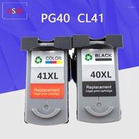 Cartucce d'inchiostro PG40 CL41 Cartuccia per Canon PG 40 cl 41 pixma IP1800 IP1200 IP1900 IP1600 MX300 MX310 MP160 MP140 MP476 Printer11