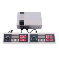 Retro Classic Game Console Handheld Game Player Family TV Video Game Console AV / HDMI Out incorporado 8 bits 500 juegos para el niño Regalo Y1123