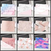Mouse Pads & Wrist Rests XGZ Creative Pink Marble Texture Custom DIY Small Size Pad PC Latop Keyboard Mat Table Protector Soft Gaming Mousep