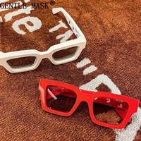 Kapalı Moda Beyaz Adam 2020 Yeni OW Kutusu Wu Yifan Aynı Güneş Gözlüğü Kadın