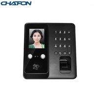 Impronta digitali Access Control Chafon 125KHz 13.56MHz FACCIA FACCIA PRESENZA BIOMETRICA MACCHINA BIOMEDAD RFID Lettore tastiera per System1