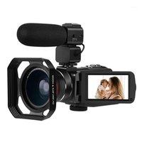 Caméscopes 2021 Ordro Z63 Caméra vidéo numérique Wifi IR Night Vision caméscope 2K @ 30fps Full HD Camaras Filmadora1