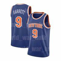 Nova yorkKnicks.Jersey RJ 9 Barrett Patrick 33 Ewing Mens Damian 0 Lillard PortlandTrilhaCamisola de basquete blazer.
