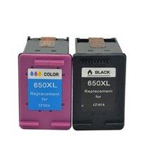 Cartucce d'inchiostro per 650 xL 650 650xL 650xl Deskjet 1015 1515 2515 2545 2645 3515 4645 4510 4515 4516 4518 3545 Printer1