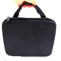 Black Multifunzionale E Cig Tools Tools Kit Borsa Carrying Case Big Vape Tasca FAI DA TE per imballaggio Accessori per sigarette elettroniche DHL GRATIS