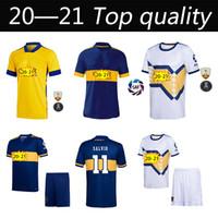 Hayranları Sürüm 20 21 Boca Juniors Maillots De Ayak Futbol Forması Salvio Tevez De Rossi 2020 2021 Autox 3rd Futbol Hayranları Gömlek