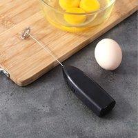 1 ADET Süt İçecek Kahve Çöp Mikser Elektrikli Yumurta Çırpıcı Froother Foamer Mini Kolu Karıştırıcı Pratik Mutfak Pişirme Aracı ZZC3473