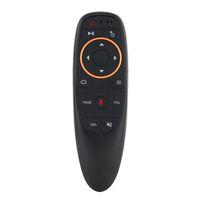 Smart TV 2.4G G10 Voice Air Remoters Remoters Mouse Retroilluminazione Gyroscope Mini Control per Android Shield Television Box