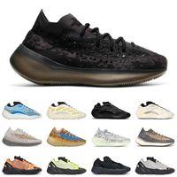 Yeezy 380 Reflective Onyx Pepper Hombres Mujeres Running Shoes Kanye West 700 SaffLower Azareth Azael Vanta Inercia Entrenador para hombre Zapatillas deportivas