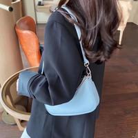 Bolsa de ombro HBP bolsa bolsa bolsa bolsa bolsa sacos de mulher novo saco de design de qualidade textura de qualidade cadeia de moda três em um