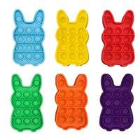 DHL Versand Push Fidget Toys Blase Sensory Autismus Bedürfnissen Squishy Stress Reliever Erwachsene Kind Funny Antistress Reliver Stress Spielzeug