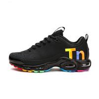 Оригинальные кроссовки Tn Mercurial Chaussures Homme TN баскетбольная обувь мужские женские Zapatillas Mujer Mercurial TN Повседневная обувь size36-45