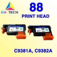 Ink Cartridges Sale Compatible For 88 Printhead C9381A 9382A L7580 7590 K5400 K550 Print Head