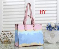 Sac fourre-tout de concepteur à vendre été 2020 Fourre-tout de luxe pour Femmes Sacs à main pour femmes Designer Pastel Collection Escale