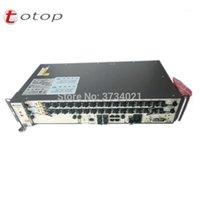 광섬유 장비 Huawei 16 포트 GPON OLT MA5608T 2 * MCUD1 10G 제어 보드 + 1 * MPWC DC 전원 1 * 2 * GPFD C + PON 인터페이스 1