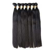 2021 New Remi Human Hair per intrecciare la fabbrica di capelli all'ingrosso non trattati i capelli 20''22'24inch produzione all'ingrosso fabbrica di produzione vendita diretta