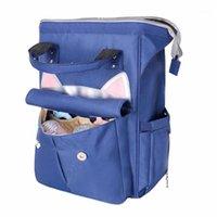 Мешки для подгузников Большая емкость Мама для беременных Сумка Подвесная Сумка Открытый рюкзак Мама рюкзак Путешествия Звезды Zippers Baby Care1
