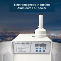 Máquina de vedação de alimentos a vácuo 220V Hand Eletromagnética do selador de indução da garrafa da garrafa da tampa de alumínio DGYF-600 Y1