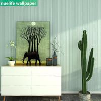Обои NueLife Современный Сплошной Цвет Нетканые Обои Обои Гостиная Спальня Офис Телевизор Стена Охрана окружающей среды