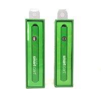 Smart Battery 510 Fio Vape Canetas PRETEAT EGO T Voltagem Variável para SmartCart Espesso Oil Vaporizador Pen Charger Kit Caixa de Presente Embalagem