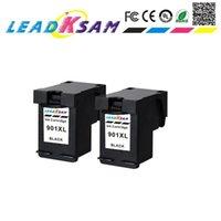 Cartuccia di inchiostro nero Refalce per 901xl Compatibile per 901 OfficeJet 4500 G510 G510G G510H 4500 G510A G510B1