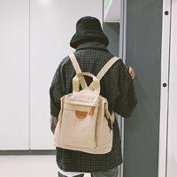 Lenlei 2020 Neue Schultasche Weibliche Koreanische Version Alt Sense Japanische Harajuku Ulzzang High School College Rucksack