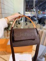 Hohe Qualität Luxus Designer Crossbody Klassische Handtaschen Geldbörsen Mittelalter Kreuz Body Bag Frauen Messenger Bag Mono Mode Frau Schulter BA