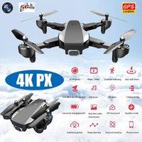 Drones 4K Drone 5g WiFi FPV HD Camera Profesionales con GPS Y Camara Dobrável RC vs L109 x35 K1 SG906 Voo 18 Minut1