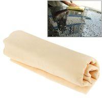 Kaneed Super поглощение Champ Cham PVA синтетическая чамаша машина для мытья полотенца полотенце 43см x 32см х 02 см