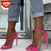 Women Peep Toe High Heel Shoes Women Sandals 11CM Summer Gladiator Platform Shoes Ladies Party Wedding Shoe High Heels Pumps #1L9K